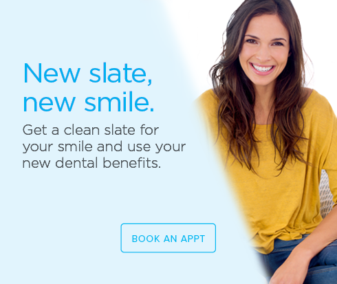 Fairfax Modern Dentistry - New Year, New Dental Benefits