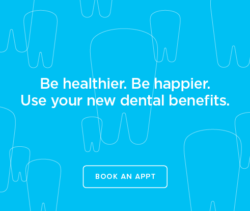 Be Heathier, Be Happier. Use your new dental benefits. - Fairfax Modern Dentistry
